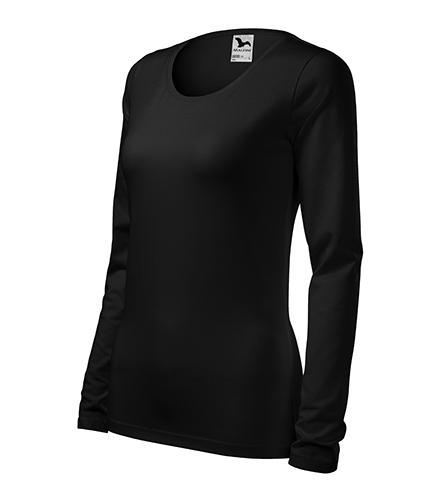 Slim triko dámské černá