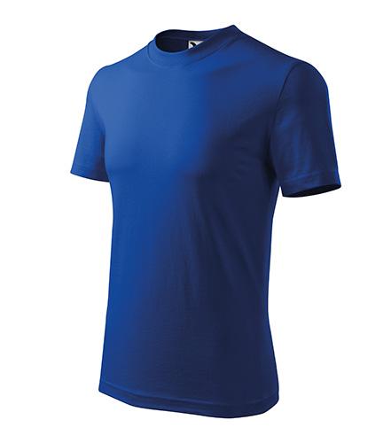 Heavy tričko unisex královská modrá
