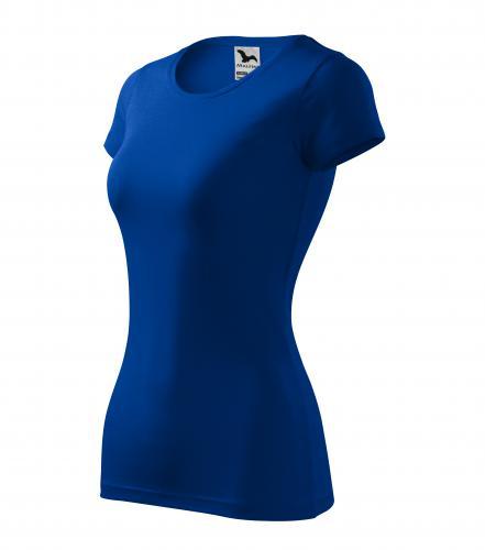 Glance tričko dámské královská modrá