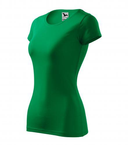 Glance tričko dámské středně zelená