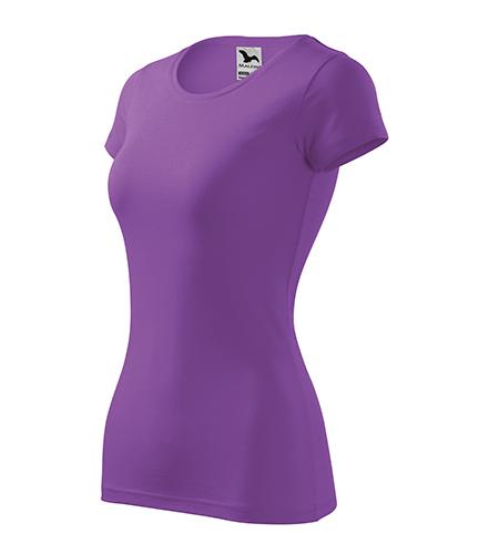 Glance tričko dámské fialová