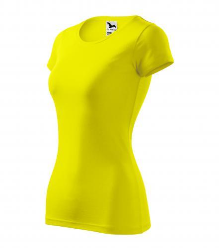 Glance tričko dámské citronová