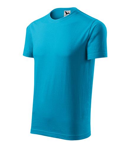 Element tričko unisex tyrkysová