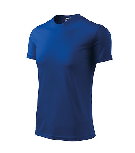 Fantasy tričko dětské královská modrá