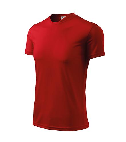 Fantasy tričko dětské červená