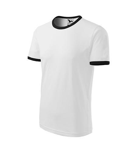 Infinity tričko dětské bílá