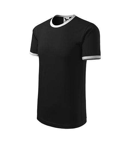 Infinity tričko dětské černá