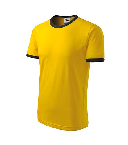 Infinity tričko dětské žlutá