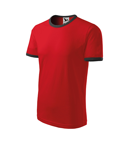 Infinity tričko dětské červená