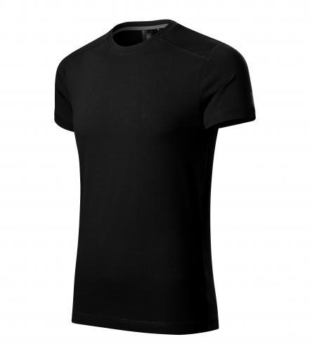 Action tričko pánské černá