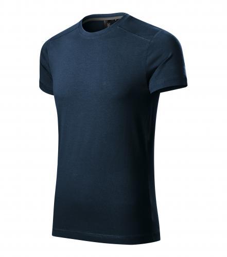 Action tričko pánské námořní modrá