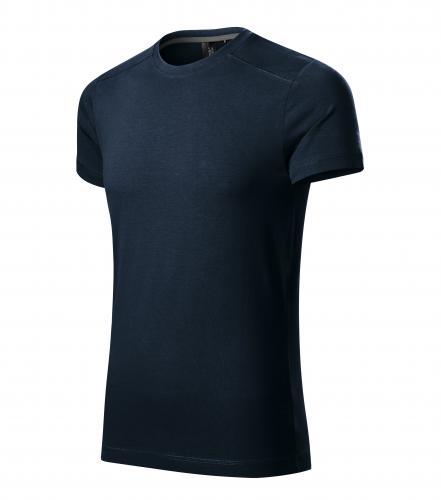 Action tričko pánské ombre blue