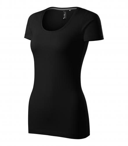 Action tričko dámské černá