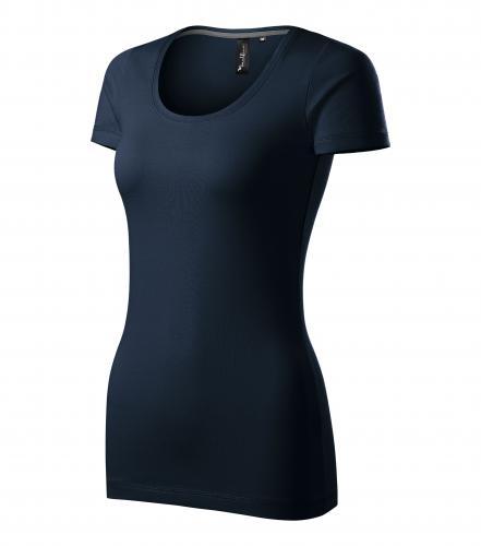 Action tričko dámské ombre blue