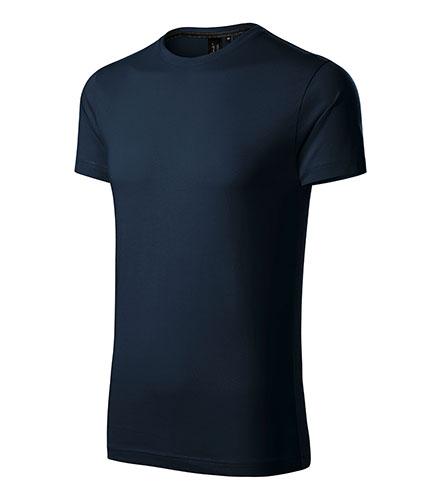 Exclusive tričko pánské námořní modrá