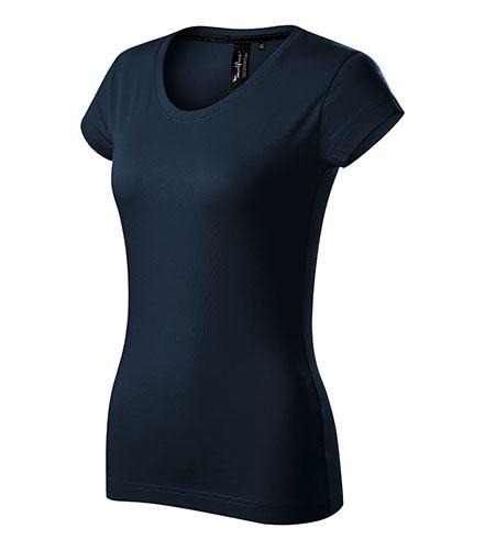 Exclusive tričko dámské námořní modrá
