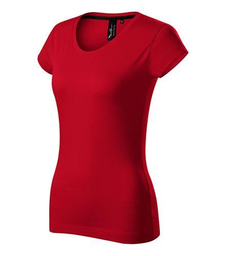 Exclusive tričko dámské formula red