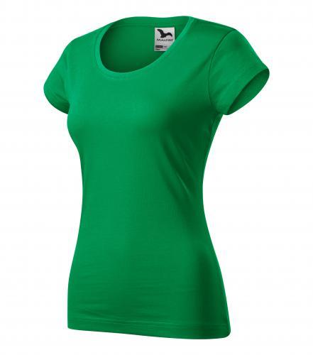 Viper tričko dámské středně zelená