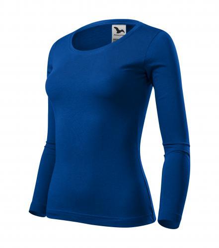 Fit-T LS triko dámské královská modrá