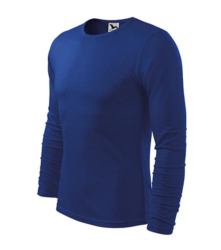 Fit-T LS triko pánské královská modrá