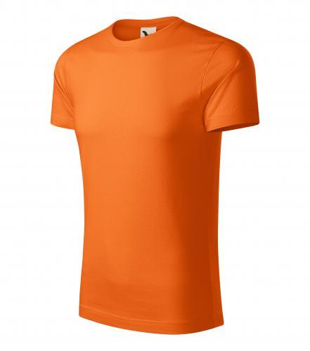 Origin tričko pánské oranžová