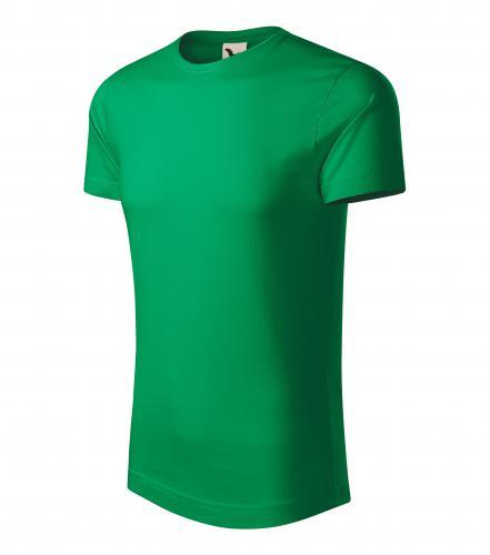 Origin tričko pánské středně zelená