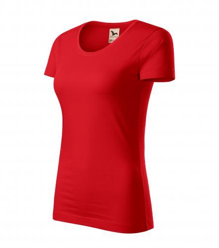 Origin tričko dámské červená