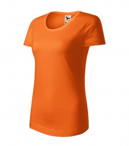 Origin tričko dámské oranžová