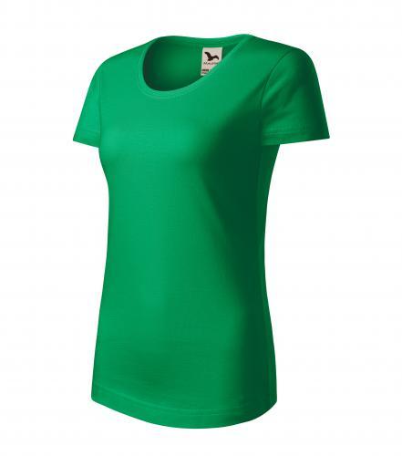 Origin tričko dámské středně zelená