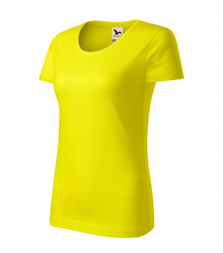 Origin tričko dámské citronová