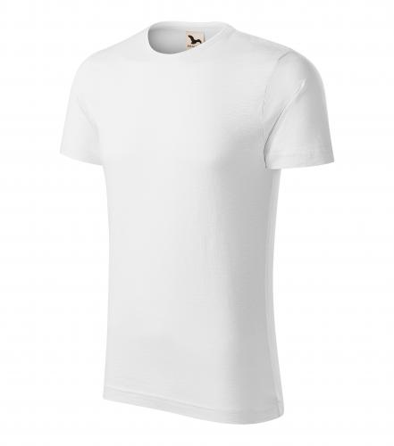 Native tričko pánské bílá