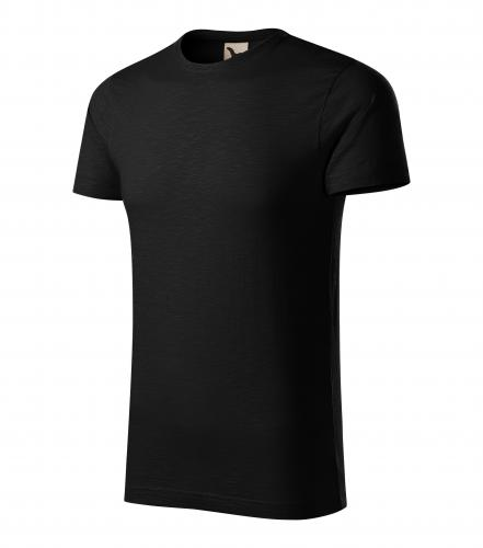 Native tričko pánské černá