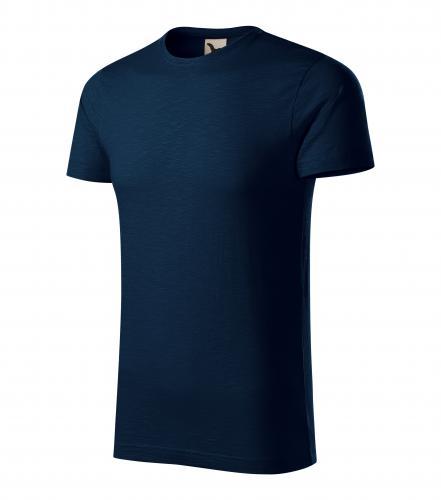 Native tričko pánské námořní modrá