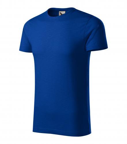 Native tričko pánské královská modrá