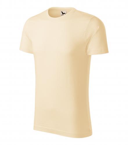 Native tričko pánské mandlová