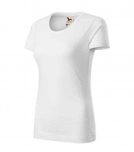 Native tričko dámské bílá
