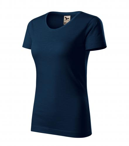 Native tričko dámské námořní modrá