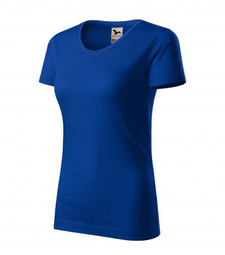 Native tričko dámské královská modrá
