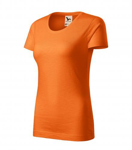 Native tričko dámské oranžová