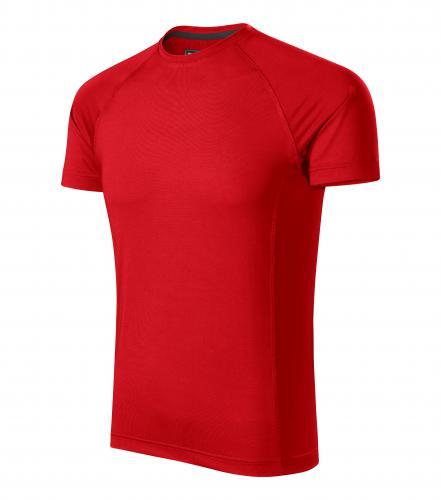 Destiny tričko pánské červená