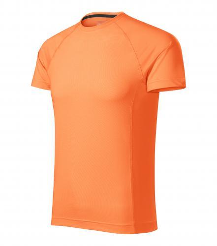 Destiny tričko pánské neon mandarine