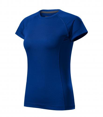 Destiny tričko dámské královská modrá