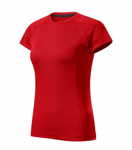 Destiny tričko dámské červená