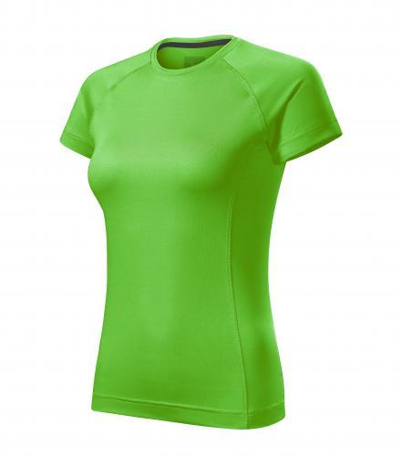 Destiny tričko dámské apple green