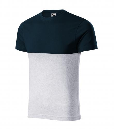 Connection tričko unisex námořní modrá