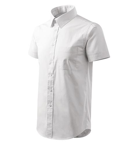 Chic košile pánská bílá