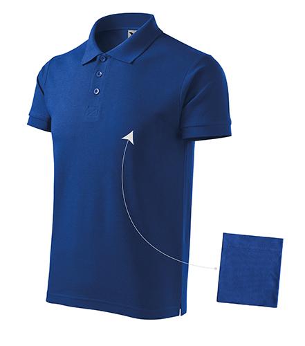 Cotton polokošile pánská královská modrá