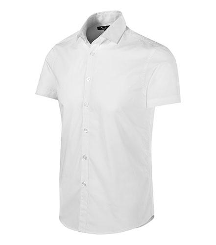 Flash košile pánská bílá