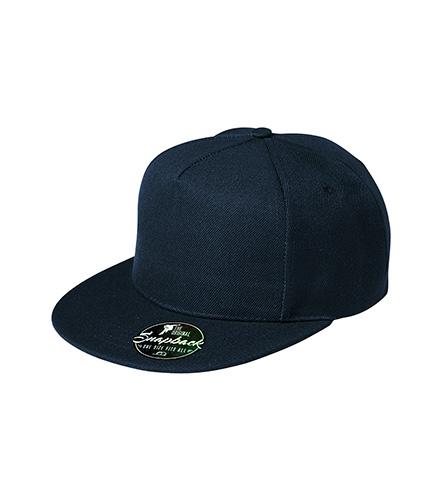 Rap 5P čepice unisex námořní modrá
