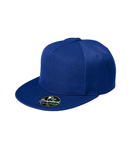 Rap 5P čepice unisex královská modrá